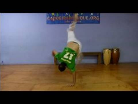 Capoeira Hamle İleri : Nasıl Au Giratoria Yapmak