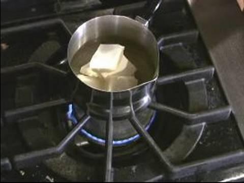 Çavdar Ekmeği Nasıl Yapılır : Çavdar Ekmeği, Tereyağı Eritmek