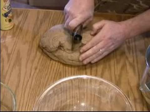 Nasıl Çavdar Ekmeği Yapmak İçin: & Çavdar Ekmeği Böl Yükselişi