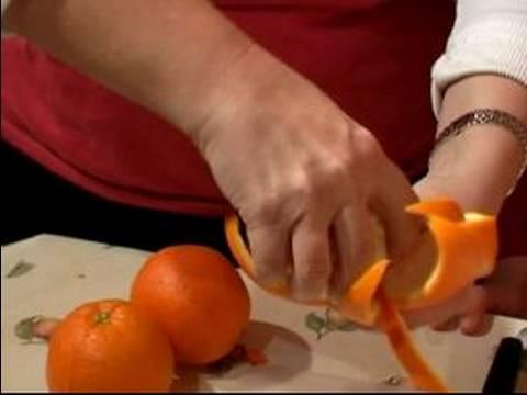 Nasıl Cook Çocuklarla: Nasıl Bir Turuncu Çiçek Çocuklar İle Yapmak