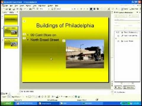 Nasıl Microsoft Powerpoint Sunum Yapmak İçin Powerpoint Sunum Testi