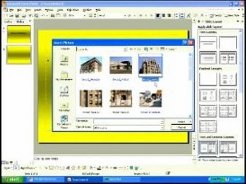 Nasıl Microsoft Powerpoint Sunum Yapmak İçin Powerpoint Sunumları İçin Fotoğraf Ekleme