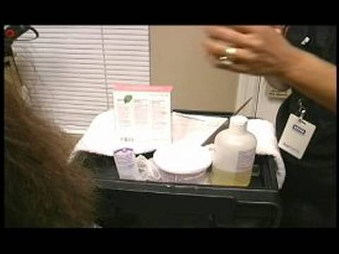 Saç Gevşetici Uygulamak İçin Nasıl : Hassas Saç Gevşeticiler İçin İpuçları