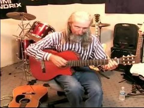 Akustik Amplifikatörler İçin İpuçları : Nasıl Düz Üst Gitar Çalışması