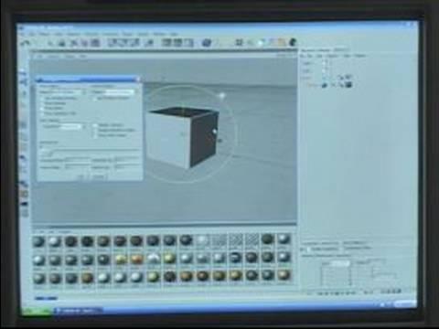 Aydınlatma Ve Dokular Cinema 4 D Oluşturma: Normaller Ve Cinema 4 D Backface Yüzey Kaldırma