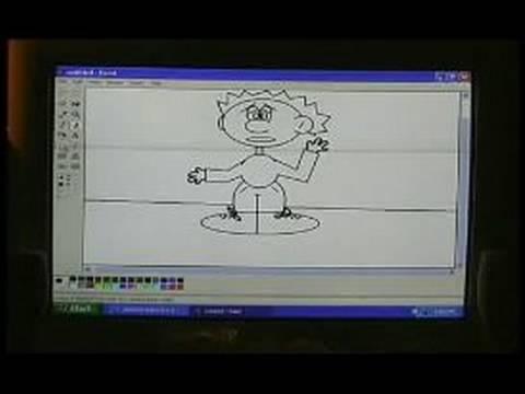 Çizgi Film Microsoft Paint'te Çizim Yapmak Nasıl: Microsoft Paint'te Satırı Aracını Kullanmayı