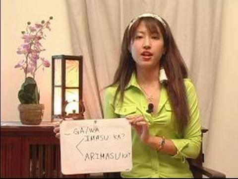 Japonca Nasıl Soru Sorulacağını Japon Sıfat Ve Dilbilgisi Öğrenin :