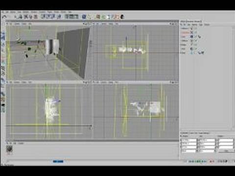 Nasıl Cinema 4D İle Dalgalanan Bir Bayrak Yapmak İçin : Cinema 4D Rüzgar Hızı Ayarlama