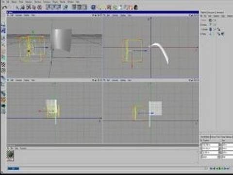Nasıl Cinema 4D İle Dalgalanan Bir Bayrak Yapmak İçin : Cinema 4D Rüzgar Verici Kullanarak