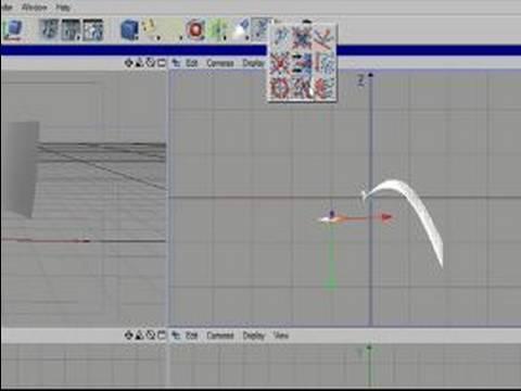 Nasıl Cinema 4D İle Dalgalanan Bir Bayrak Yapmak İçin : Cinema 4D Verici Kullanarak
