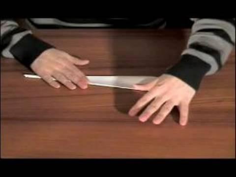 Nasıl Kağıt Uçaklar Yapmak: Kağıt Uçak Yapma: Bölüm 10