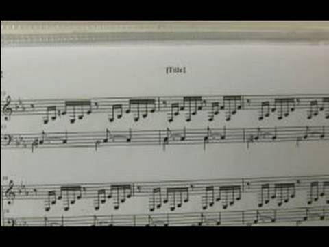 Nasıl Klasik Müzik Okumak İçin: Eb Anahtarı : Mi Bemol (Eb)Klasik Müzik Önlemleri 13-15 Oyun