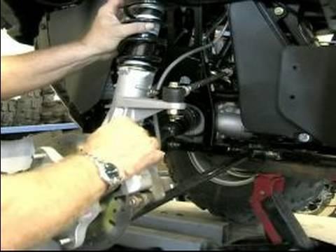 Polaris Atv Bakım Ve Onarım İpuçları: Polaris Atv Tie Rod Bakım Check