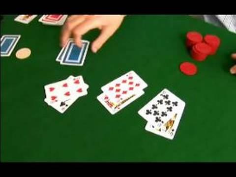 Texas Holdem Poker Oynamayı: Texas Holdem Gevşek Bir Oyuncuya Karşı
