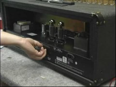 Tüp Amper Kutuplama Nedir?Vakum Tüp Amplifikatör Tüpleri Değiştirme :