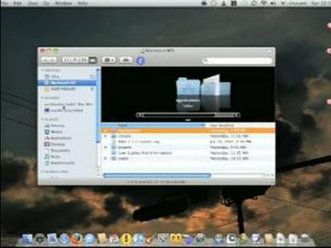 Yeni Özellikler, Mac Os X Leopard: Mac Os X Leopard Değişimler Bulucu