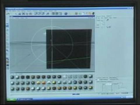 Aydınlatma Ve Dokular Cinema 4 D Oluşturma: Cinema 4 D Animasyon Etkin Görünüm Kullanma