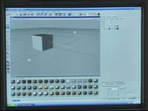 Aydınlatma Ve Dokular Cinema 4 D Oluşturma: Cinema 4 D Animasyon Yolu Kullanarak