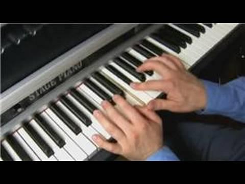 Caz Müzik B Ölçekler: B Harmonik Küçük Ölçekli Caz Müzik