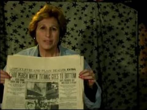 Çizgi Roman Ve Gazete Toplama: İpuçları Ve Stratejiler : Toplama Tarihi Gazete: Titanic