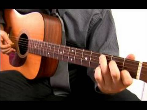 Dominant 7 Gitar Akorları: C-F-G7-C Akor İlerleme Oynamak İçin Nasıl Dersler Müzik :