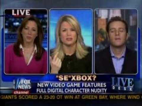 Fox Haber Kitle Etkisi Seks Tartışma