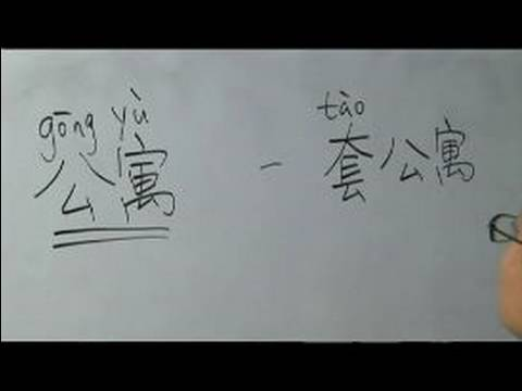 Kiralık Ev Kelime İçin Çince Semboller Yazmak İçin Nasıl : Nasıl Yazılır