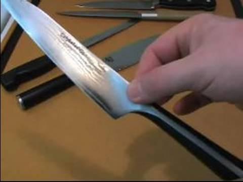 Nasıl Mutfak Bıçakları Seçmek İçin: Utility Bıçaklar Ve Bulup Bıçak Seçme