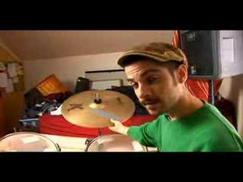 Nasıl Swing Oynamak İçin Bas Ve Davul Snare Yener: Bölüm 3: Salıncak Beats Bas Ve Davul Snare Tarih: Varyasyon 11
