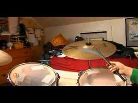 Nasıl Swing Oynamak İçin Bas Ve Davul Snare Yener: Bölüm 3: Salıncak Beats Bas Ve Davul Snare Tarih: Varyasyon 12