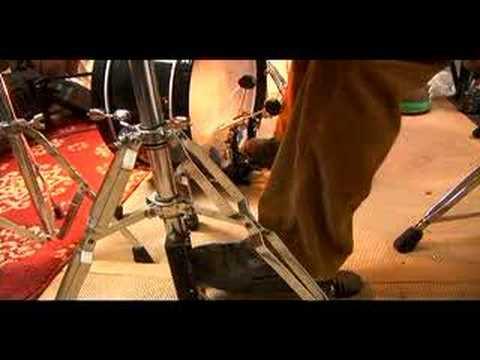 Nasıl Swing Oynamak İçin Bas Ve Davul Snare Yener: Bölüm 3: Salıncak Beats Bas Ve Davul Snare Tarih: Varyasyon 15