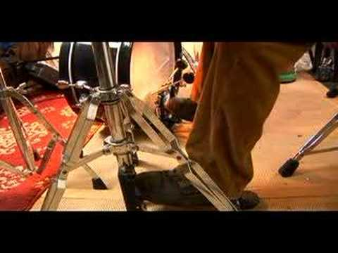 Nasıl Swing Oynamak İçin Bas Ve Davul Snare Yener: Bölüm 3: Salıncak Beats Bas Ve Davul Snare Tarih: Varyasyon 16
