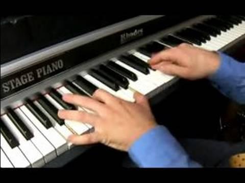 Temel Caz Müzik Teorisi: G Ölçekler : Bir Kök G Modu: Aeolian
