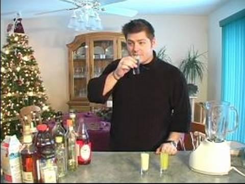 Alkollü Tatil İçecek Tarifleri: Shooter Tatil İçki Yapma