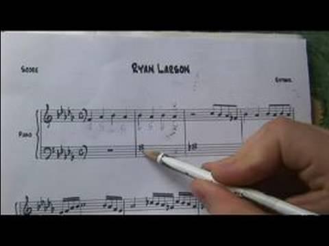 Melodik Ritimleri Okumayı & Db Duruyor : Notalar Çeyrek Notlar Nasıl Okunur