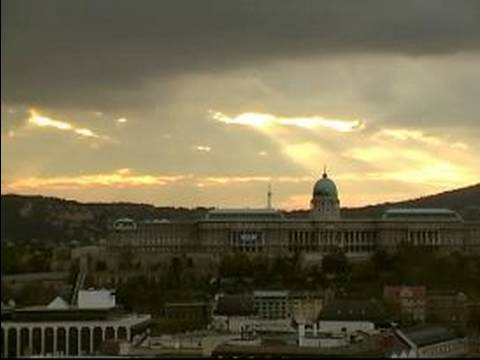 Nasıl Budapeşte'de Seyahat : Budapest Castle District Ziyaret