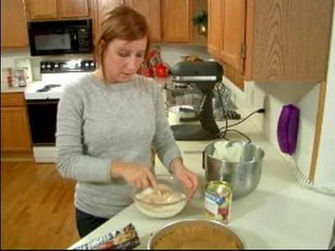 Nasıl Gurme Peynirli Kek Yapmak: Tarçınlı Elma Cheesecake İçin Ekle