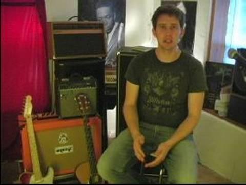 Nasıl Rock Şarkısı Yazma : Modern Rock Şarkıları Pre-Chorus Bir Amacı