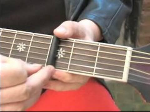 Yeni Başlayanlar İçin Gitar Çalmayı : Gitar Yetkilileri Nasıl Kullanılır