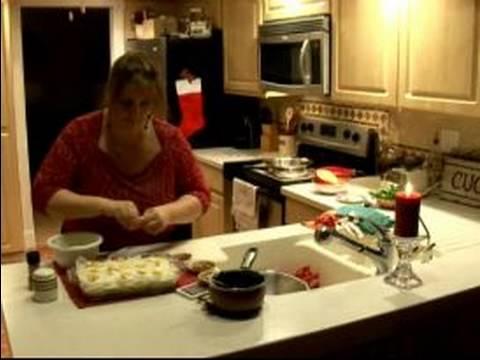 Au Graten Patates Tarifi: Nasıl Patates Au Graten Montajı