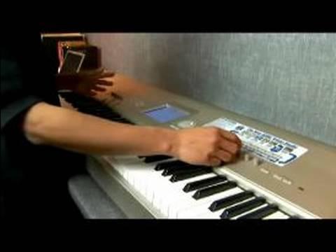 Nasıl Korg Triton Studio Bir Klavye Oynamak İçin : Korg Triton Studio Klavye Tempo & Arpeggiator