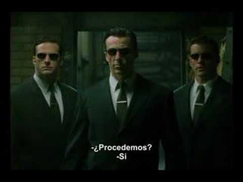 Neo Vs 3 Agentes (Orijinal Film)
