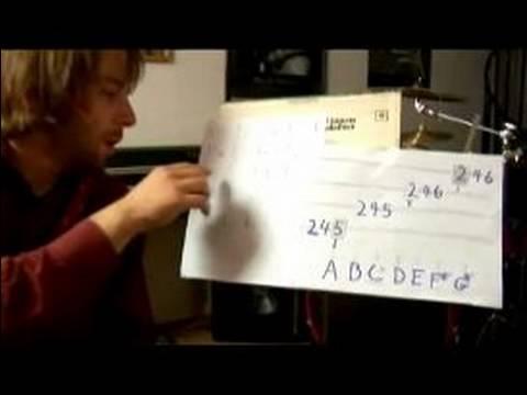 Oyun Gelişmiş Anahtar-İn A Bas Gitar: Latince Bas Çalmayı: Önlemler 9 Ve 10