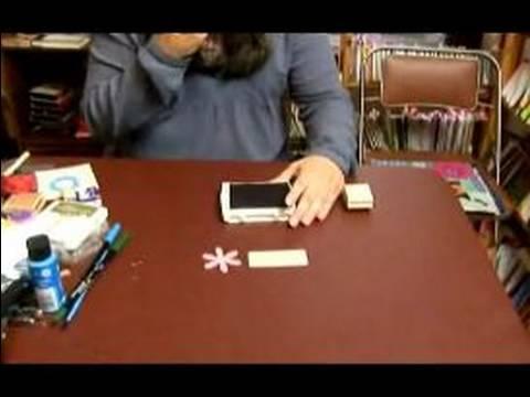 Nasıl Scrapbooks İçinde Damgalama: Nasıl Diğer Yüzey Pul