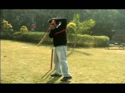 Nasıl Kriket Oynanır: Nasıl Bir Vadide Kriket Vurdu