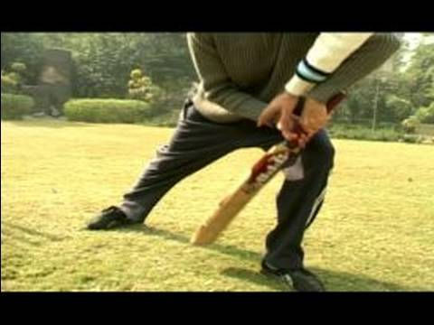 Nasıl Kriket Oynanır: Nasıl Ön Ayak Savunma Yarasa Vurdu Kriket