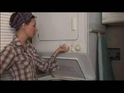 Çamaşır Nasıl: Nasıl Çamaşırhane Kuru