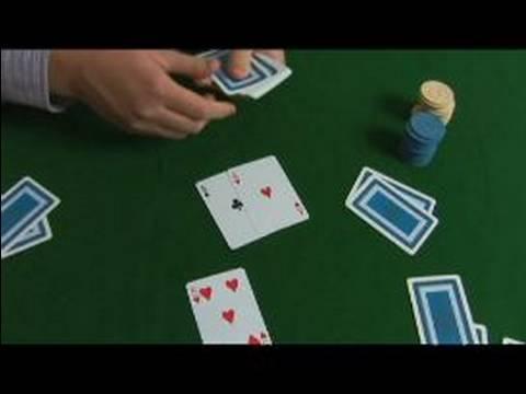 Tükürük İçinde Okyanus Poker Oynamayı: İkinci Bir Örnek Okyanus Poker Eline Tükür