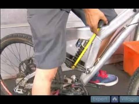 Dağ Bisikleti Süspansiyon Parçaları Ve Bakım: Dağ Bisikleti İçin İpuçları Ayarlama Arka Sag