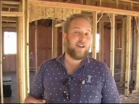 İzolasyon Enerji Verimli Evler İçin Teftiş: Ev Yalıtım İçin Uygun Hava Engel